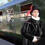 El Tren de Felipe II acerca el turismo a San Lorenzo de El Escorial