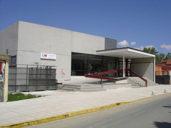 Centro de salud arroyo molinos