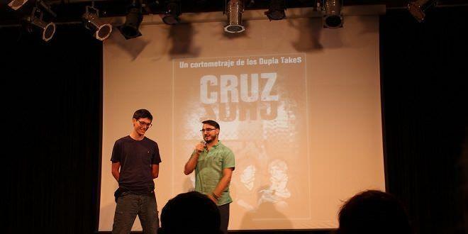 Presentación del corto 'CRUZ' de Dupla Takes