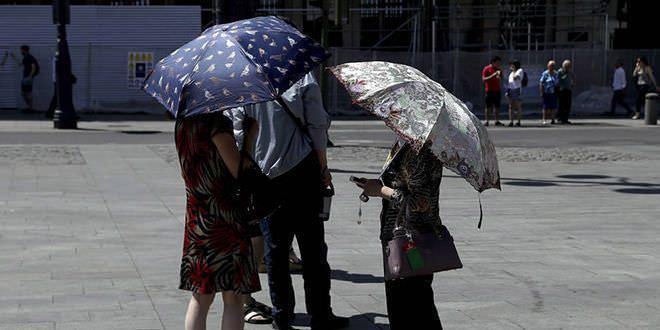 Protegerse del calor en verano