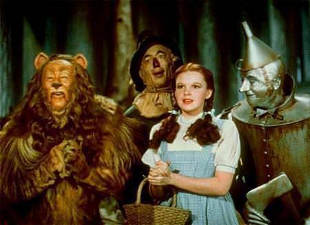 'El mago de Oz' en Cineteca
