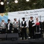 Fiestas de San Lorenzo muy latinas con un concurrido 'paseo marítimo'