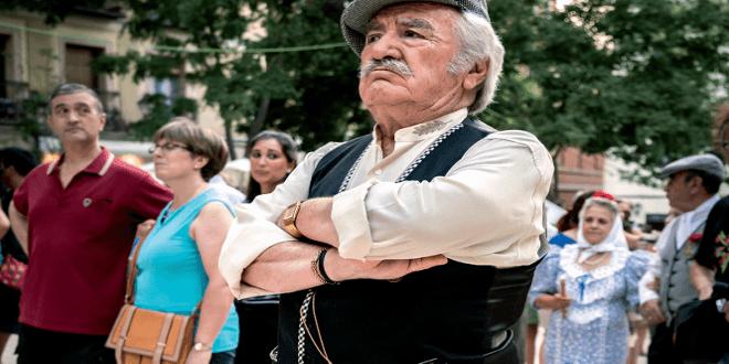 Fiestas de San Cayetano, en el distrito centro de Madrid