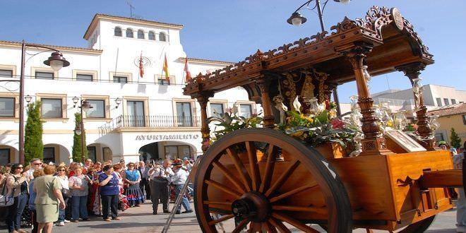 fiestas de San Sebastián de los Reyes