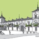 Jardines para las terrazas de 21 edificios municipales