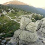 Ruta al Macizo de los Siete Picos en la Sierra de Guadarrama