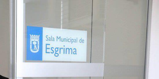 sala municipal esgrima
