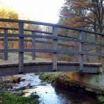 Puente sobre Garganta de la Yedra