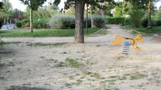 Reforma zonas verdes madrid
