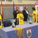 El fútbol sala femenino sigue en ascenso