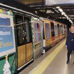 Cinco trenes para descubrir la magia de la Navidad