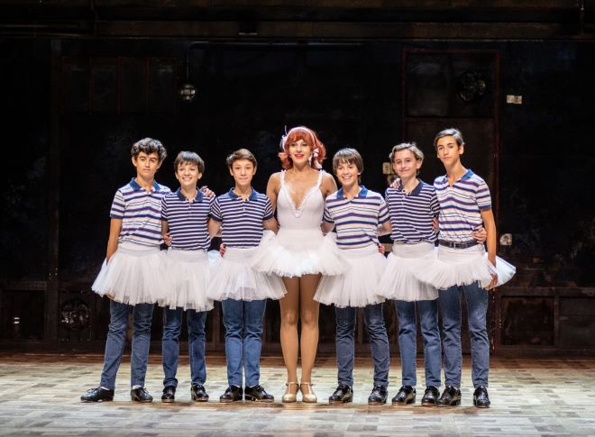 Billy elliot tercera temporada