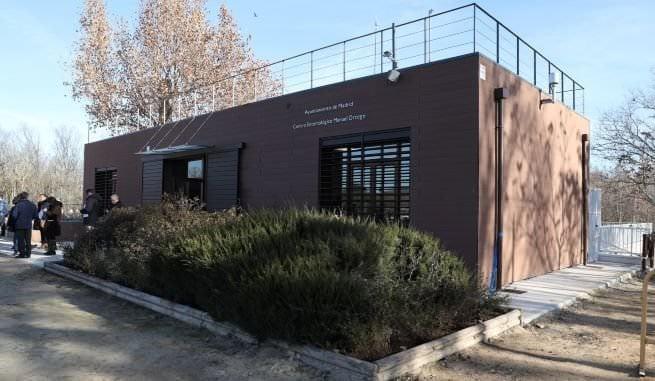 Centro Entomológico Manuel Ortego Casa de Campo