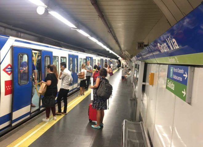Estacion Gran Via