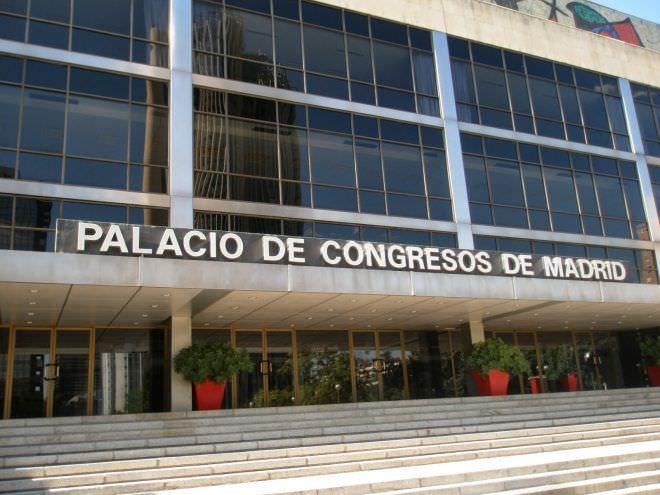 Palacio de Congresos Madrid
