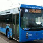 Nueva línea de autobuses 100% eléctricos