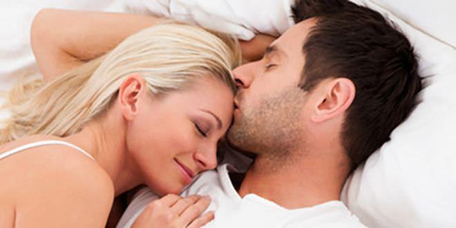 San Valentin intimidad pareja