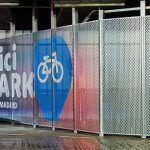 Nuevos aparcamientos de pago para bicicletas