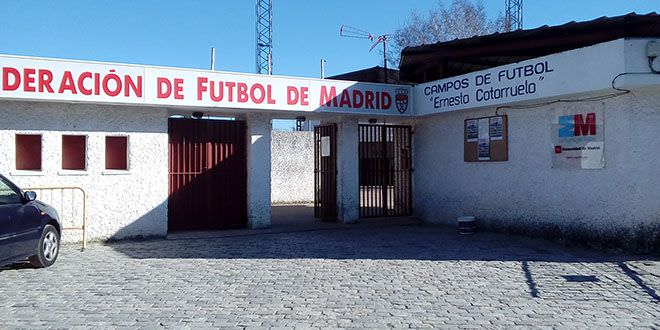 Campo Ernesto Cotorruelo