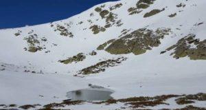 ruta hoyos pinilla lagunas glaciares