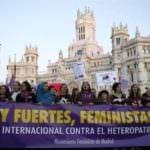 Madrid celebra el Día Internacional de la Mujer