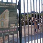 Los jardines de Sabatini reabren tras su clausura por seguridad