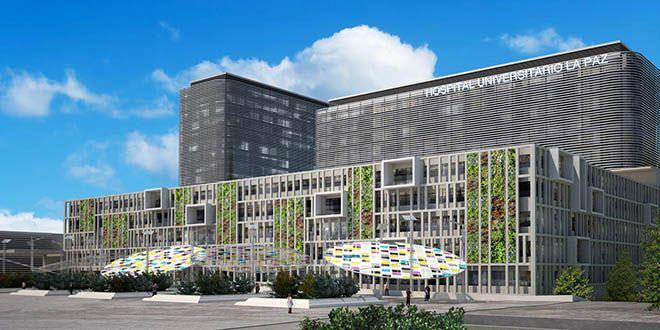 hospital de la paz nuevo