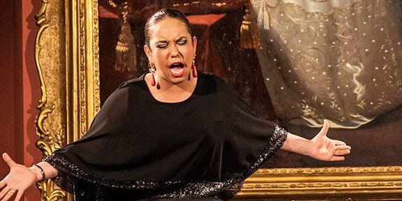 flamencos y mestizos SGAE Maria Terremoto