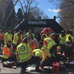39 personas atendidas y 7 hospitalizadas en el Media Maratón