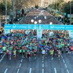 20.000 corredores participarán en eI Medio Maratón