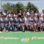 Las Olímpicas de Pozuelo, de nuevo campeonas de la liga nacional de rugby
