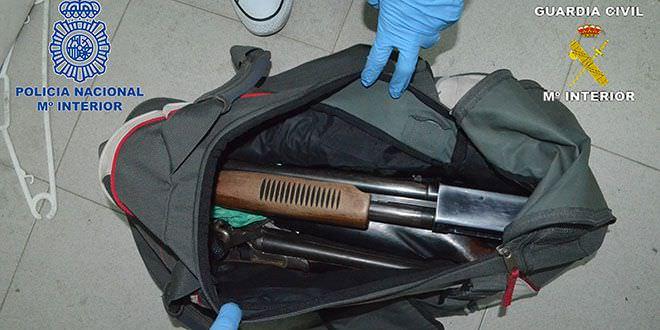 realquileres ilegales Madrid. Foto: Policía Nacional