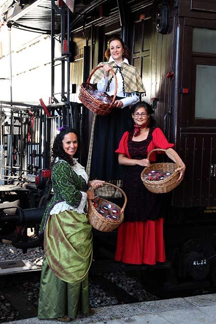 tren de la fresa 2019 museo ferrocarril