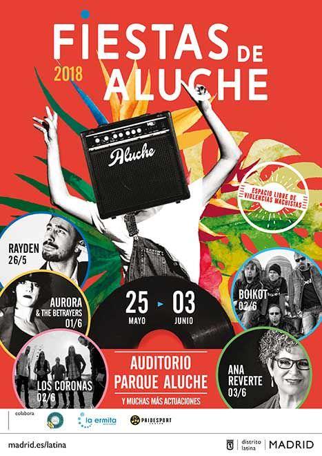 Fiestas de Aluche 2018