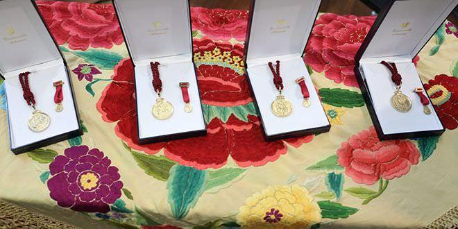 Medallas oro madrid