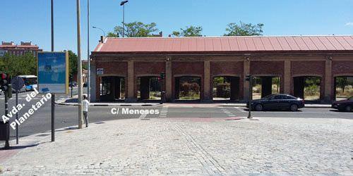 Mercado municipal productores Planetario