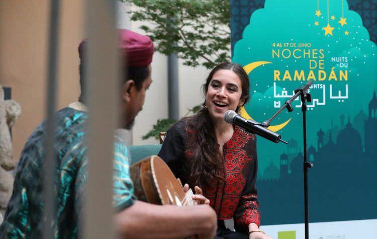 Noches de Ramadán actuación
