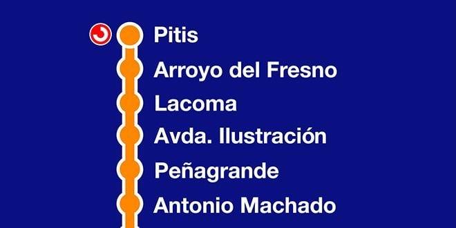 Estación Metro Arroyo del Fresno
