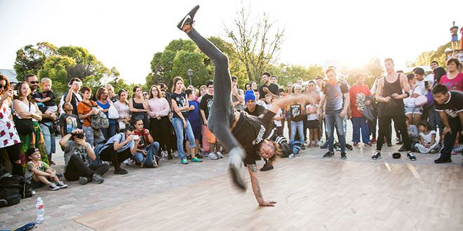 fiestas usera hip hop