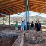 Recuperado el yacimiento romano 'El Beneficio' en Collado Mediano