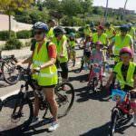 Primera Marcha Ciclista para reclamar la renovación del Norte de Madrid