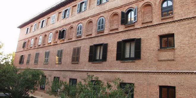 residencia estudiantes madrid