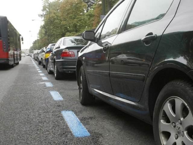 aparcamiento Madrid ser