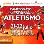Getafe, sede del Campeonato de España de Atletismo