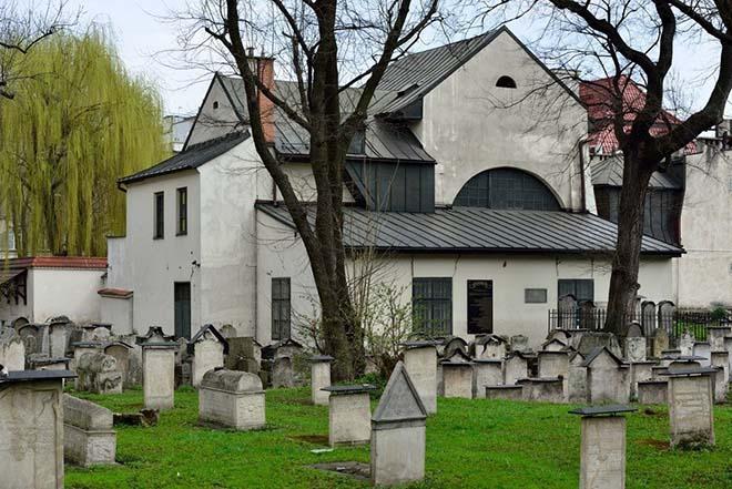 sinagoga cracovia