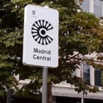 Comienzan las sanciones en Madrid Central