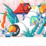 Quince distritos se embellecen con un mural elegido por el vecindario
