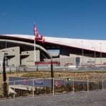 El Wanda Metropolitano, en entredicho