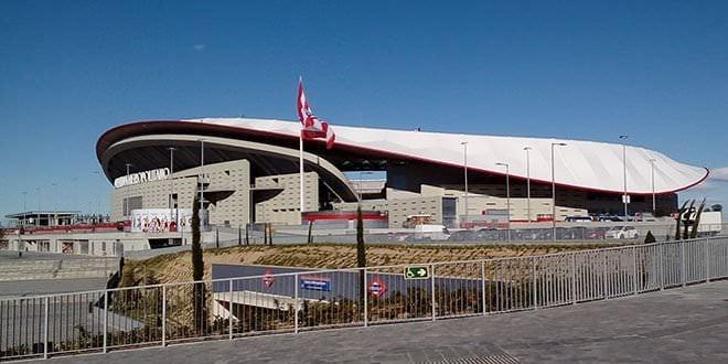 Wanda Metropolitano. Madrid