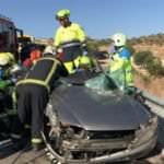 Un conductor se fuga tras provocar un accidente en Valdelaguna